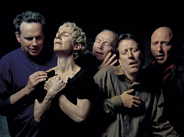 Bill Viola. Espejos de lo invisible