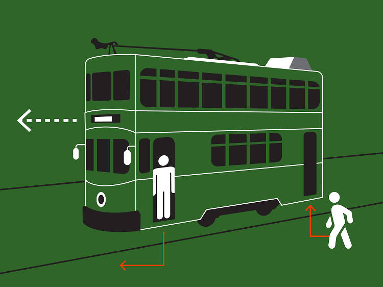 The ins and outs of riding the tram