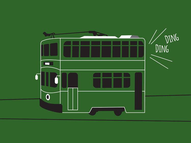 A beginner's guide to tram etiquette