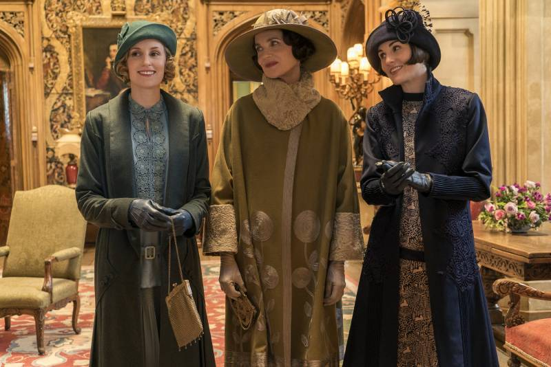 Downton Abbey review: A big old comfort blanket