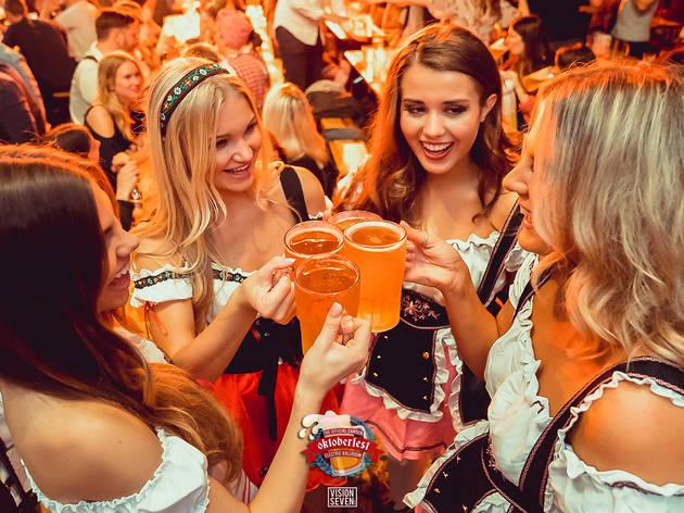 33% off Camden Oktoberfest and Oktoberfest South London