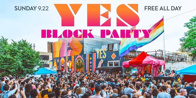 House of Yes Block Party