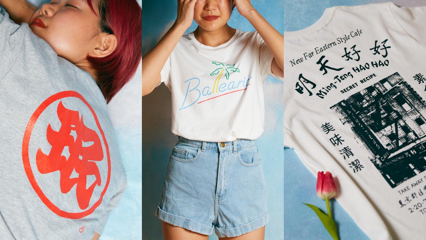 東京、飲食店のオリジナルTシャツ9選
