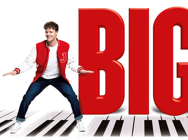 49% off 'Big The Musical' at Dominion Theatre