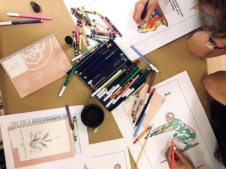 Creative Meditation Workshops