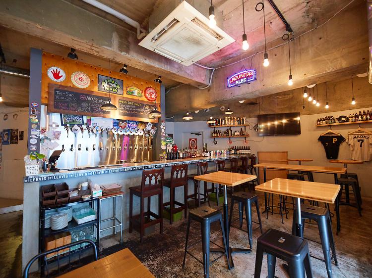 Pump Craft Beer Bar
