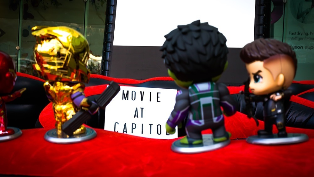 Movie at Capitol