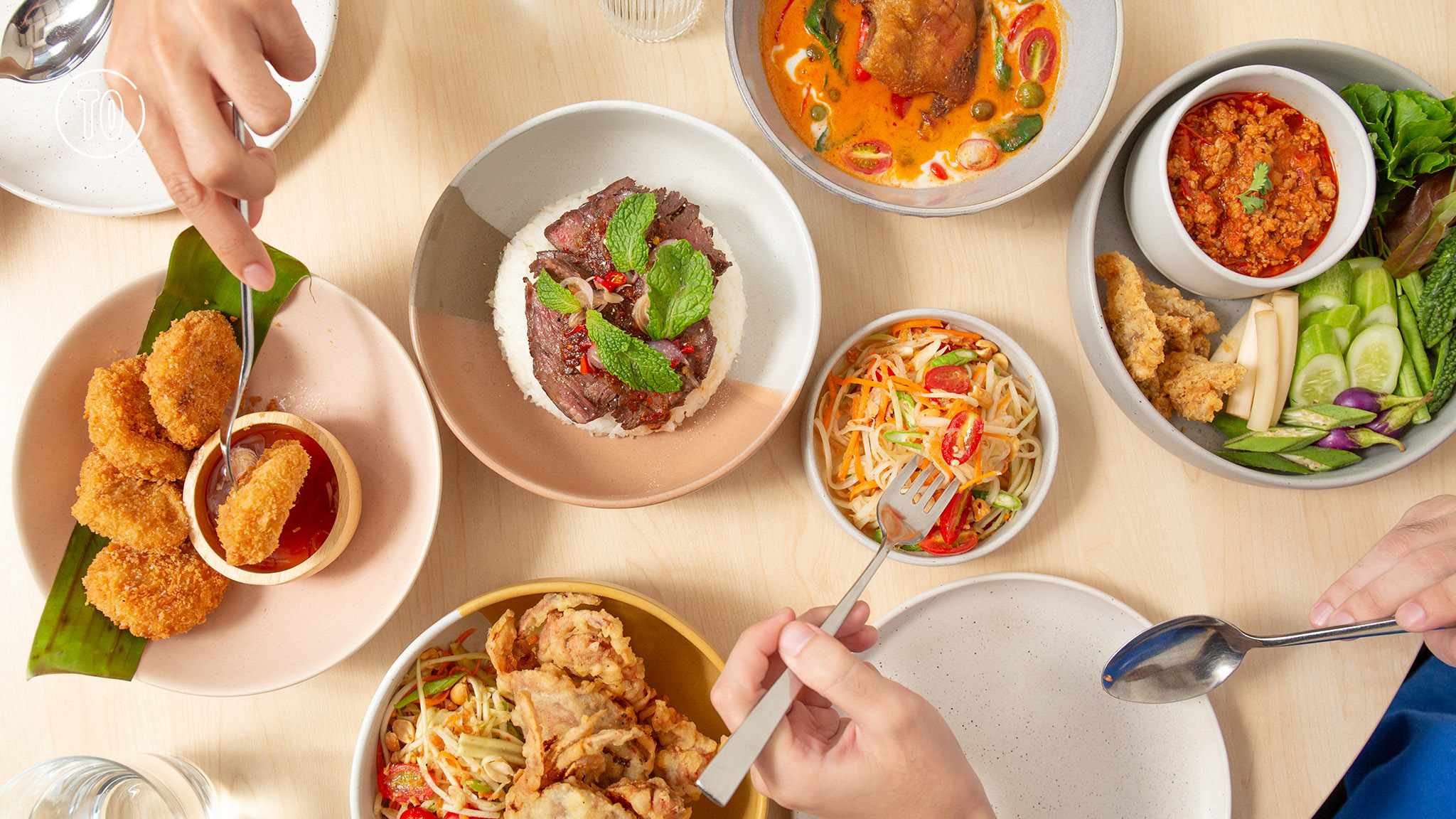 Saladang Dining Hall
