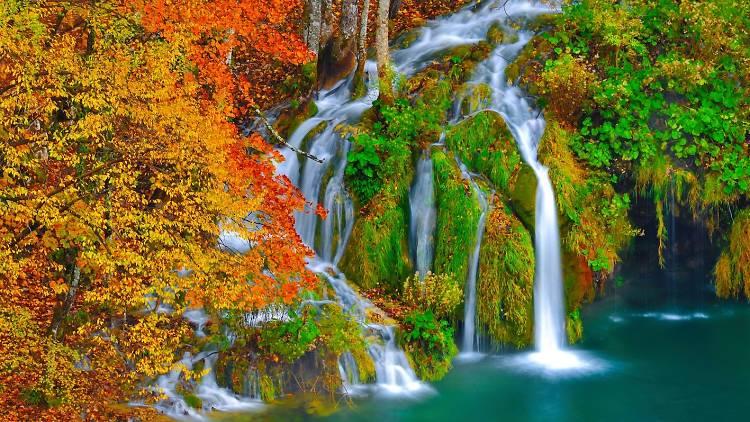 Good Water (Plitvice lakes)