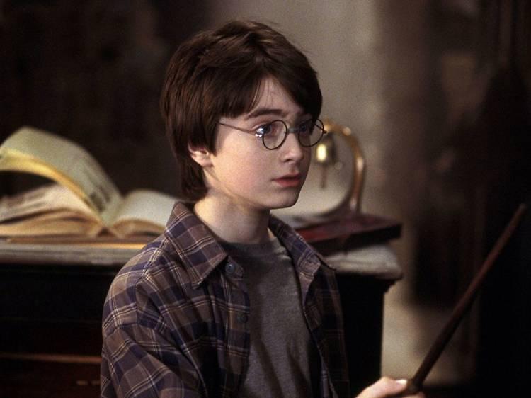 """""""Harry Potter: Uma História da Magia"""""""
