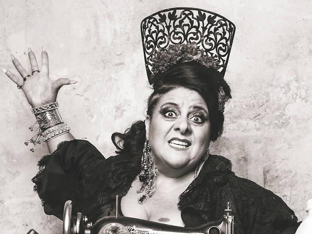 Así es Tacones Manoli, un show de teatro inmersivo