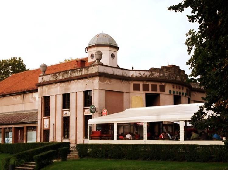 See Croatia's first cinema