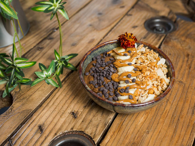 Smoothie bowl do Fauna&Flora