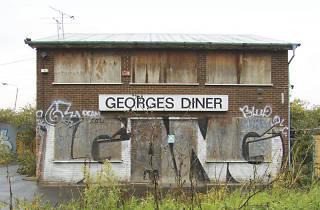 George's Diner, Silvertown