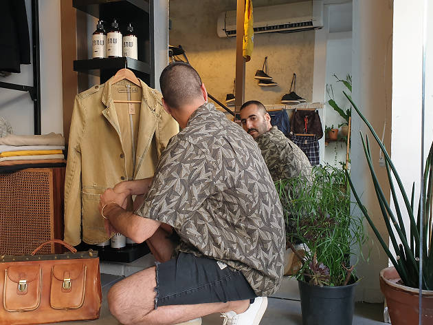 IsNahalat Binyamin Tel Aviv's first dedicated LGBTQ quarter of the city?