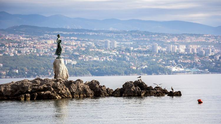 Opatija: Maiden with the Seagull