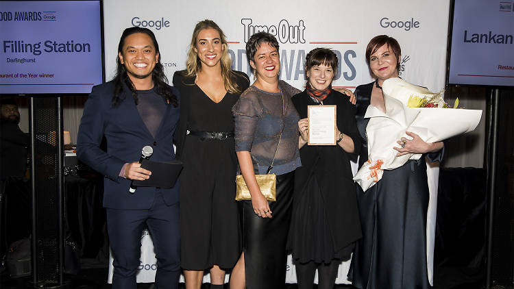 Restaurant of the Year - Lankan Filing Station - Time Out Sydney