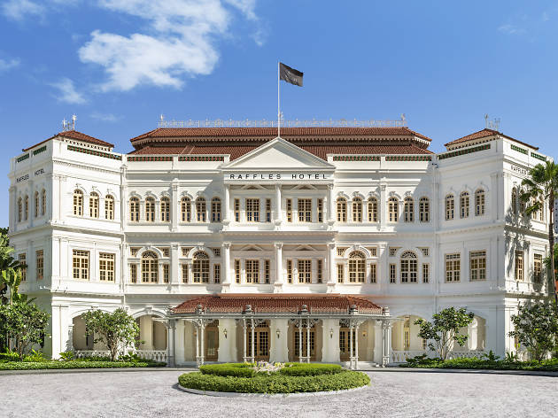 The best heritage hotels in Singapore
