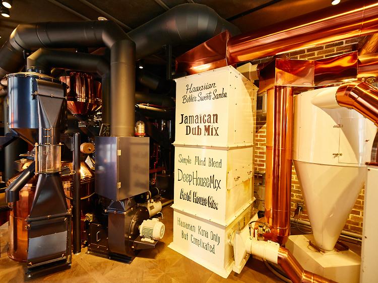 Best coffee roasters in Tokyo