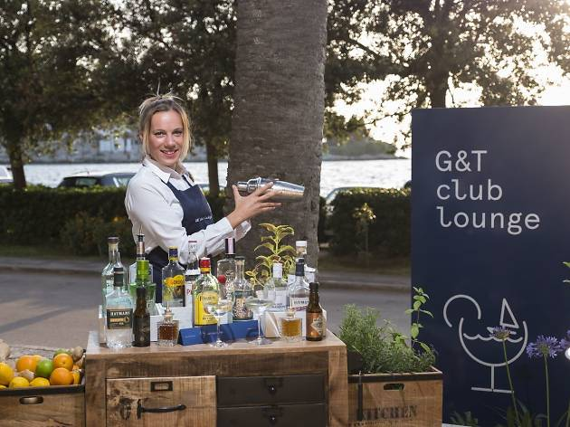 The Brasserie and G&T lounge