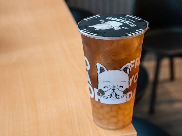 Bobapop tea bar