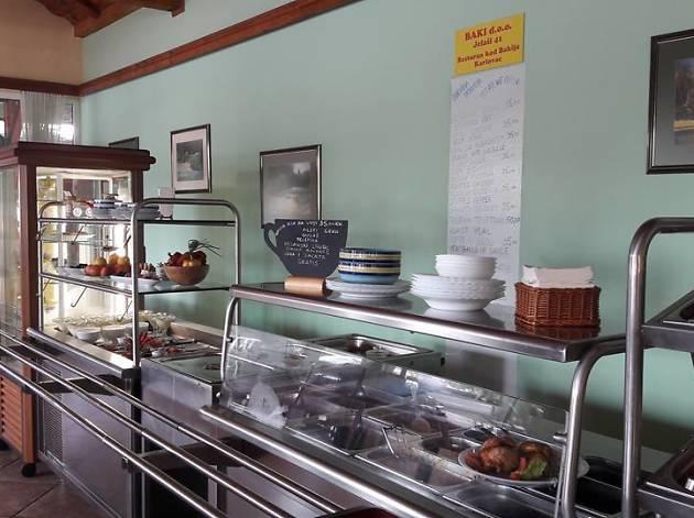 Restoran Kod Bakija