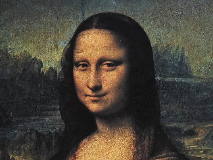 Leonardo Da Vinci, Mona Lisa, 1503