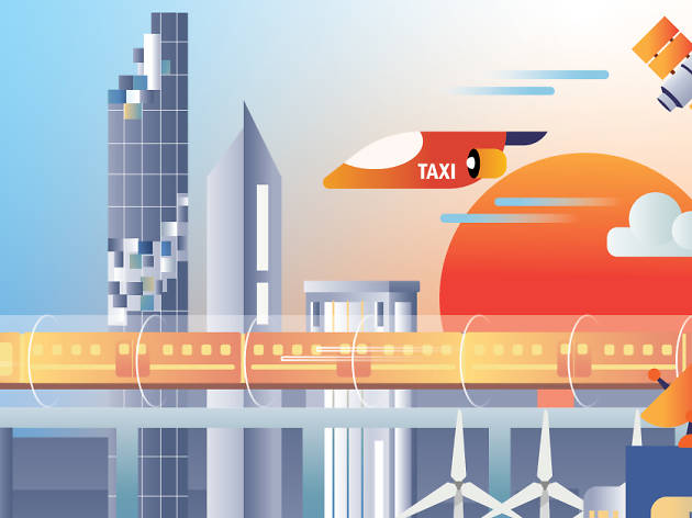 How can Bangkokians move sustainably into the future?