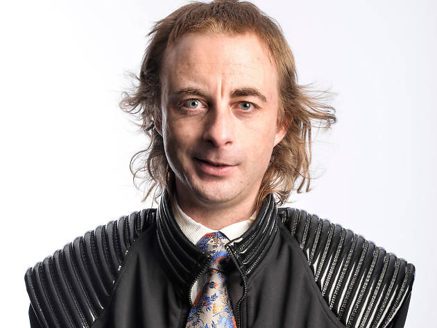 Plosive Comedy in Dulwich with Paul Foot