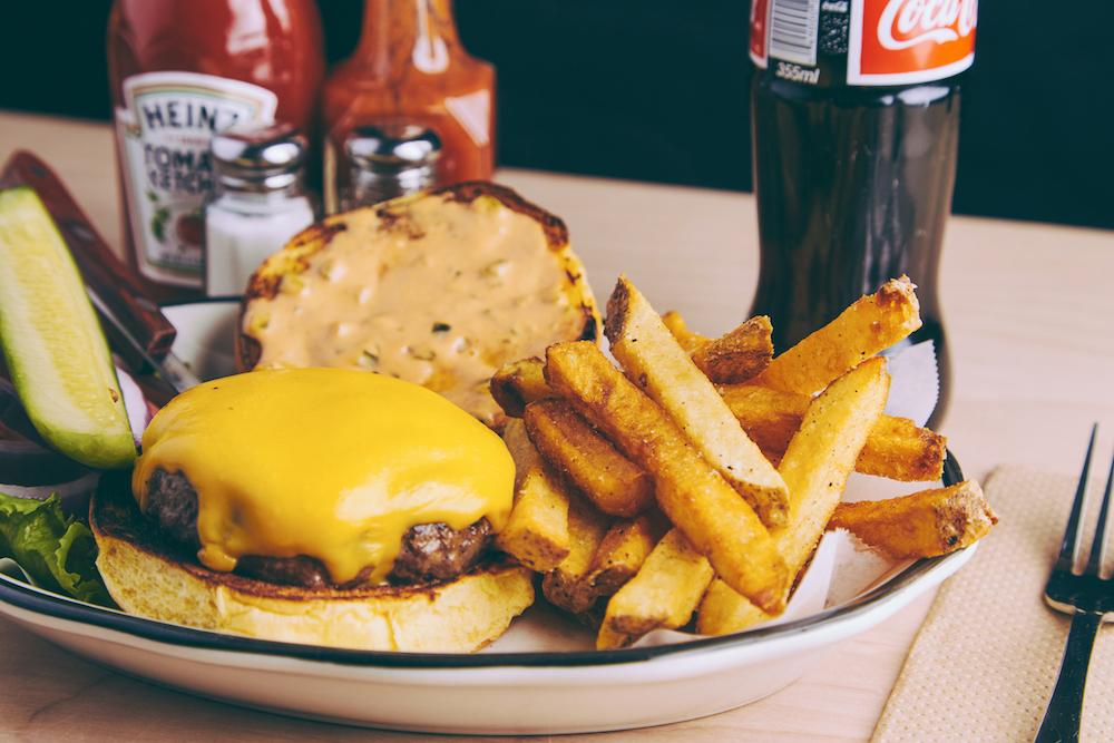 Black Tap All-American Burger