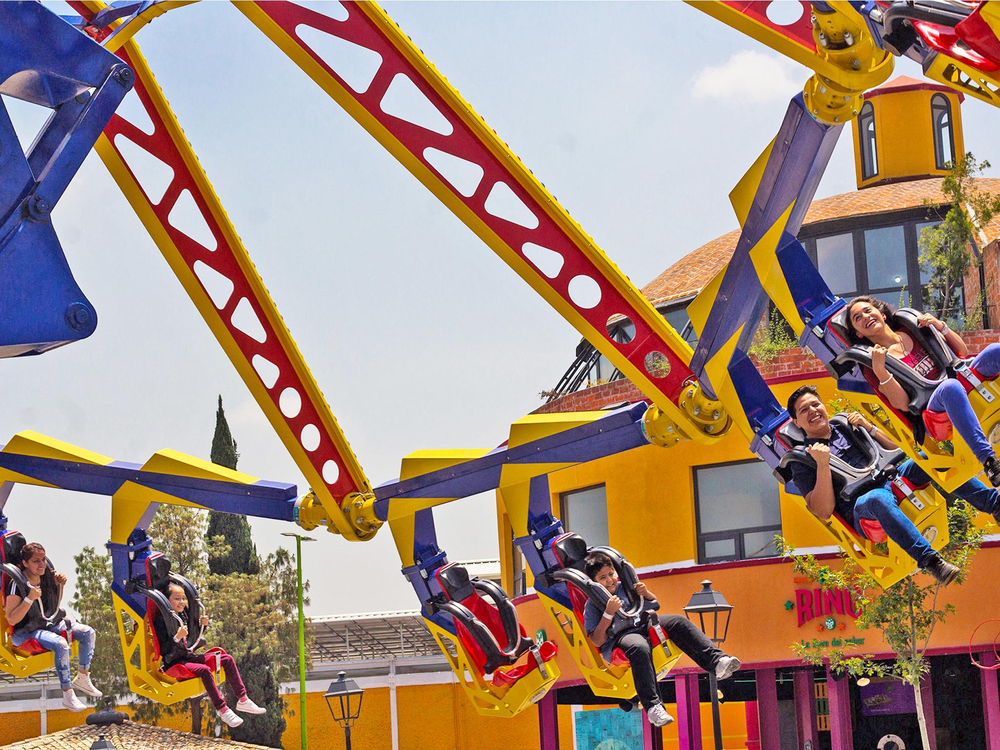 Conoce las nuevas atracciones de La Feria de Chapultepec