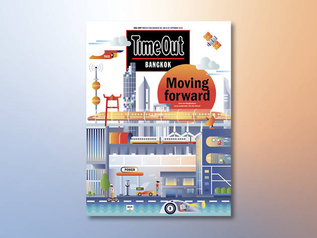 Time Out Bangkok latest issue