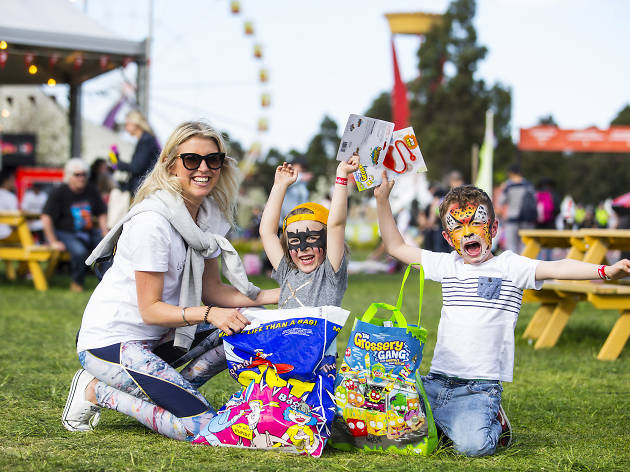 The seven coolest showbags at the Royal Melbourne Show