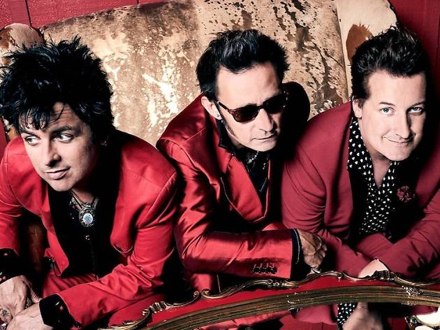Green Day kicks off Hella Mega Tour in Singapore on March 8 2020