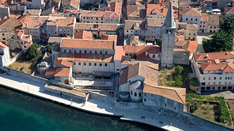 Euphrasian Basilica in Poreč