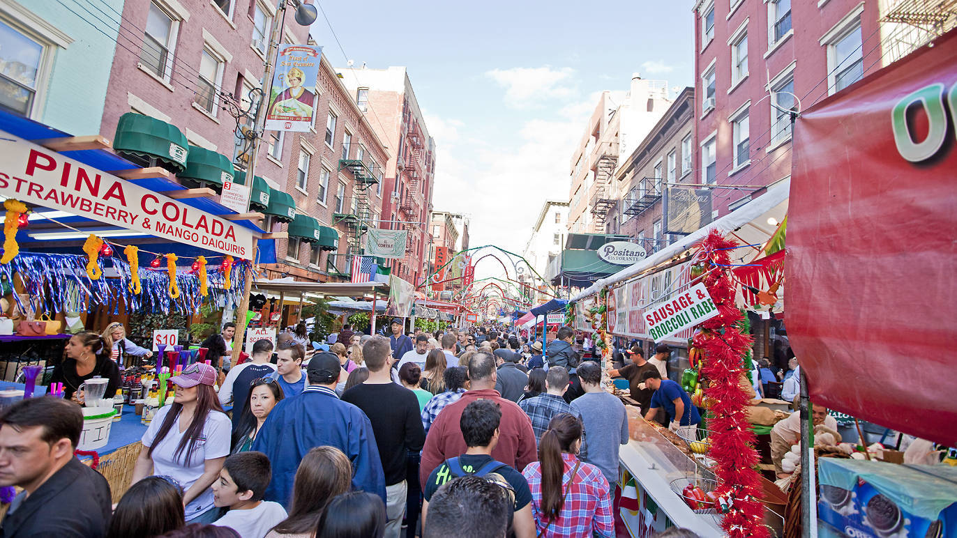 Everything you need to know about the Feast of San Gennaro 2019