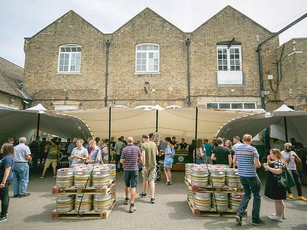 London Brewers Alliance Beer Festival