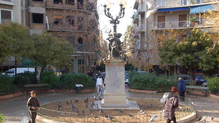 Kypseli, Athens