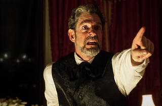 John Kevin Jones in Killing An Evening With Edgar Allen Poe
