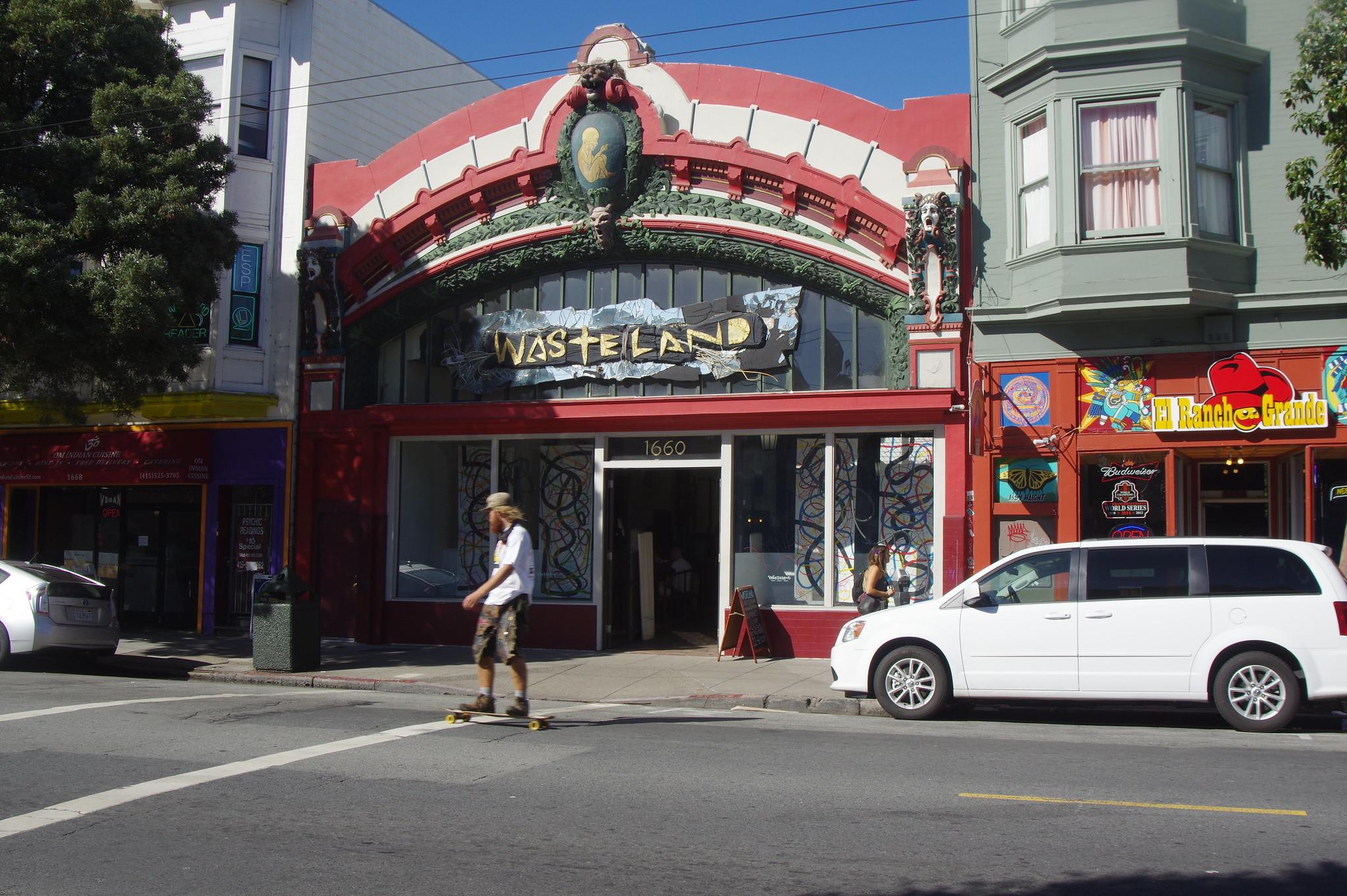 Wasteland San Francisco