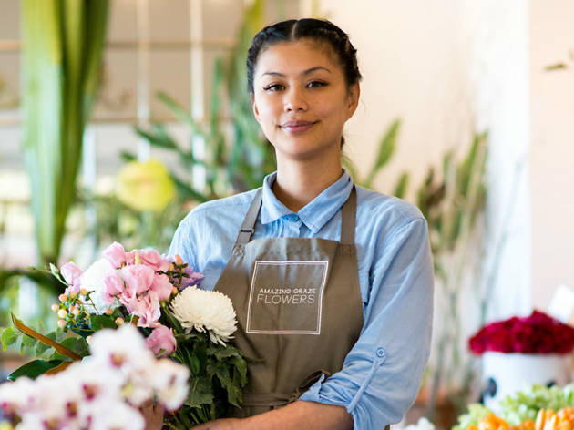 Flower delivery services in Melbourne