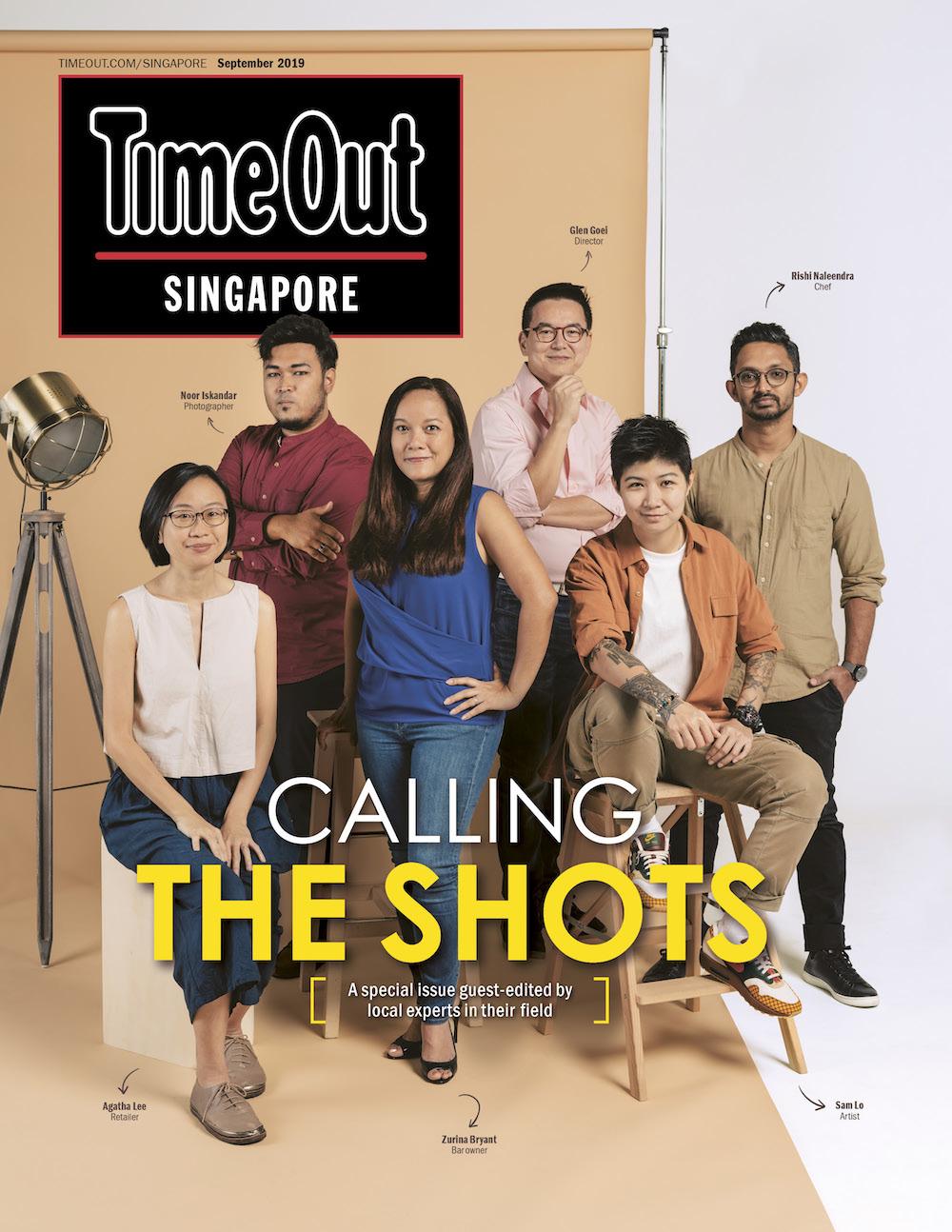 September cover issue