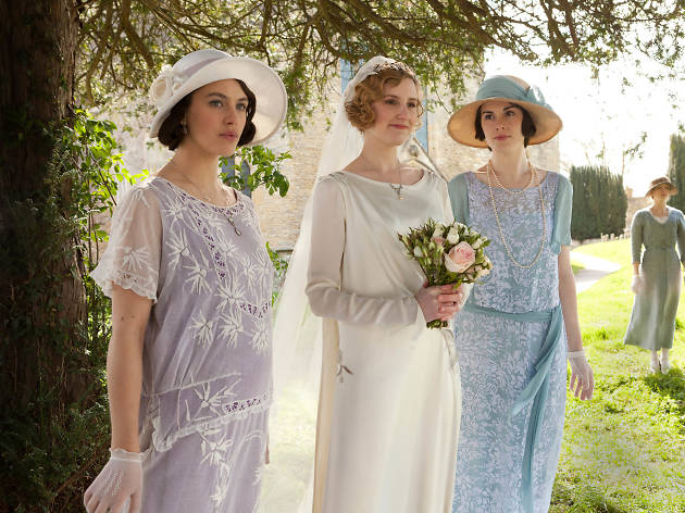 The Crawley Sisters, Downton Abbey
