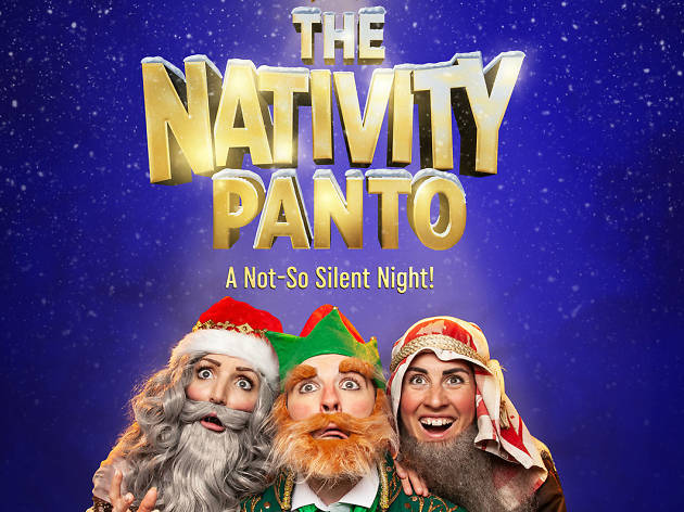 'The Nativity Panto' at King's Head Theatre