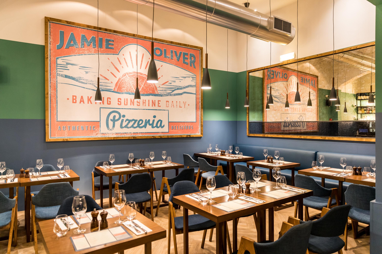 Pizzeria Jamie Oliver