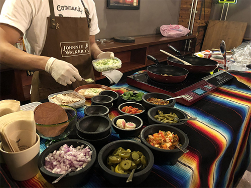 GINZA TACOS DAY PARTY