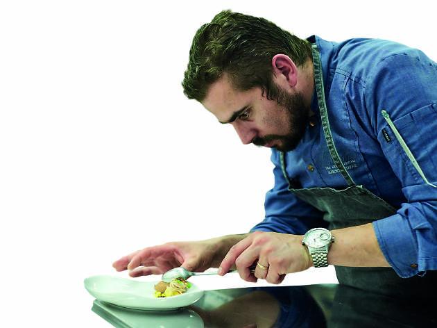 Chef Pasteleiro Márcio Baltazar