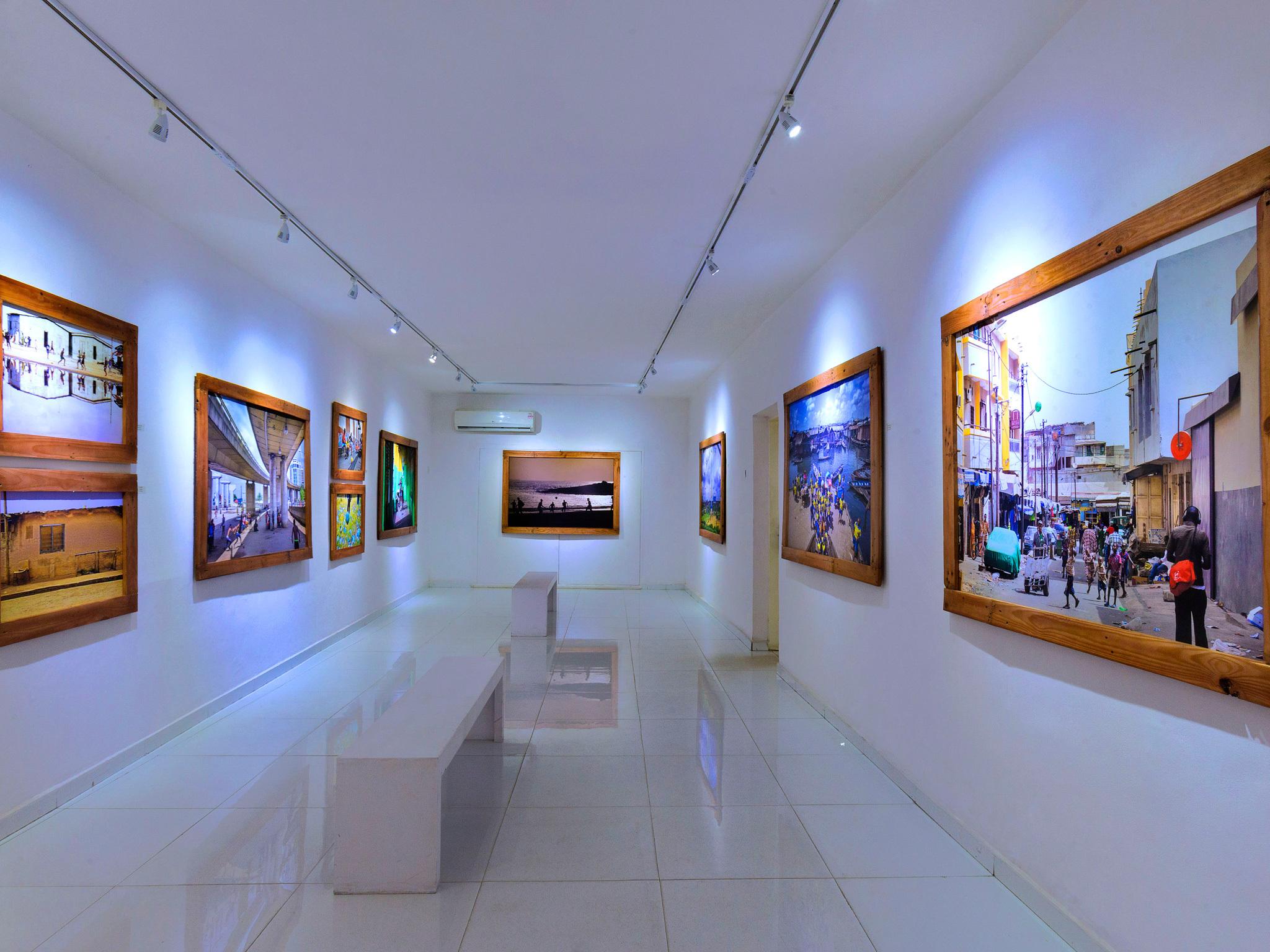 Rele Gallery in Onikan, Lagos