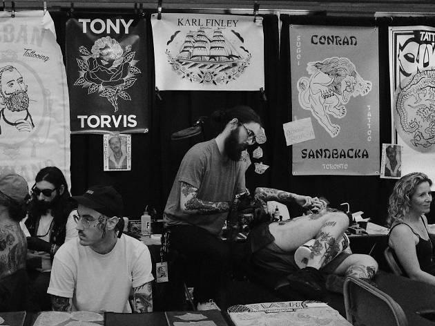 Art Tattoo Montréal