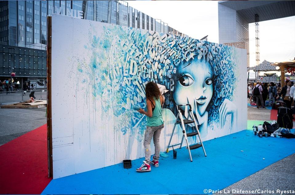 La Défense aux couleurs de la street culture avec l'Urban Week !